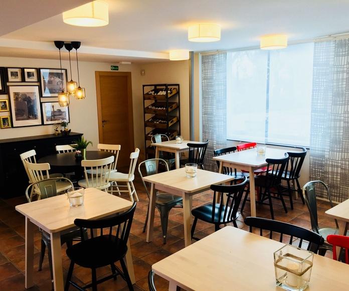 Restaurante renovado!!!