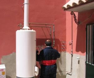 Mantenimiento de instalaciones de gas