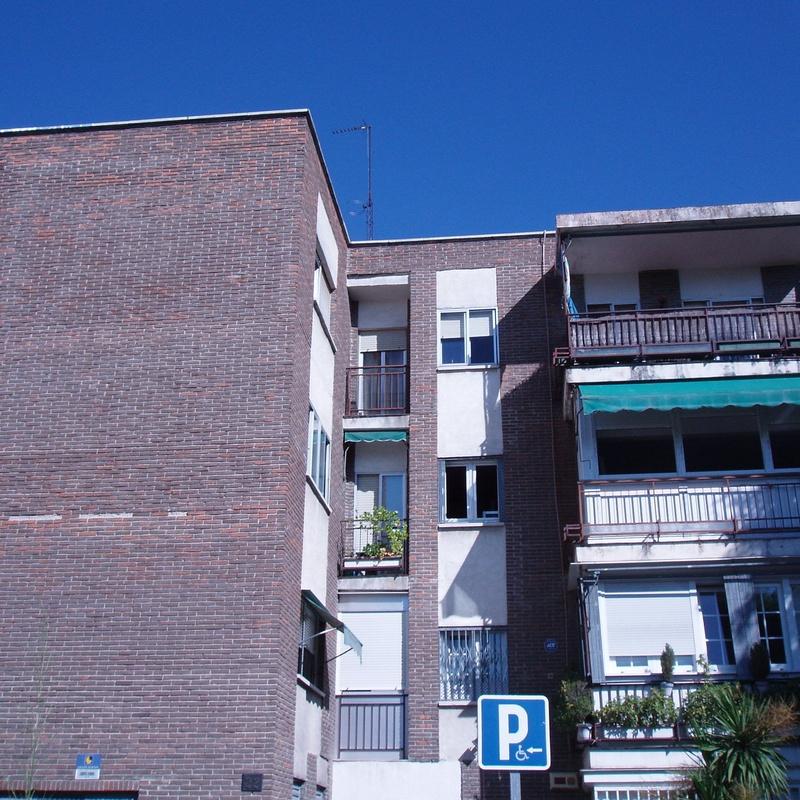 C/ Balandro, 22. Madrid. Estado anterior