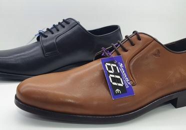 Zapato vestir confort moda