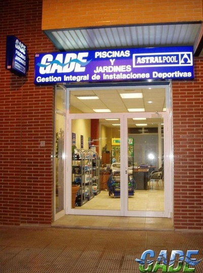 Todos los productos y servicios de Instalación de Piscinas: Gade Piscinas y Jardines
