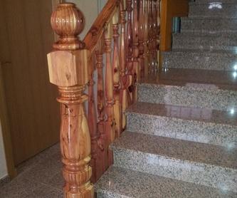 Forrado fachadas: Catálogo de Carpintería de Anento