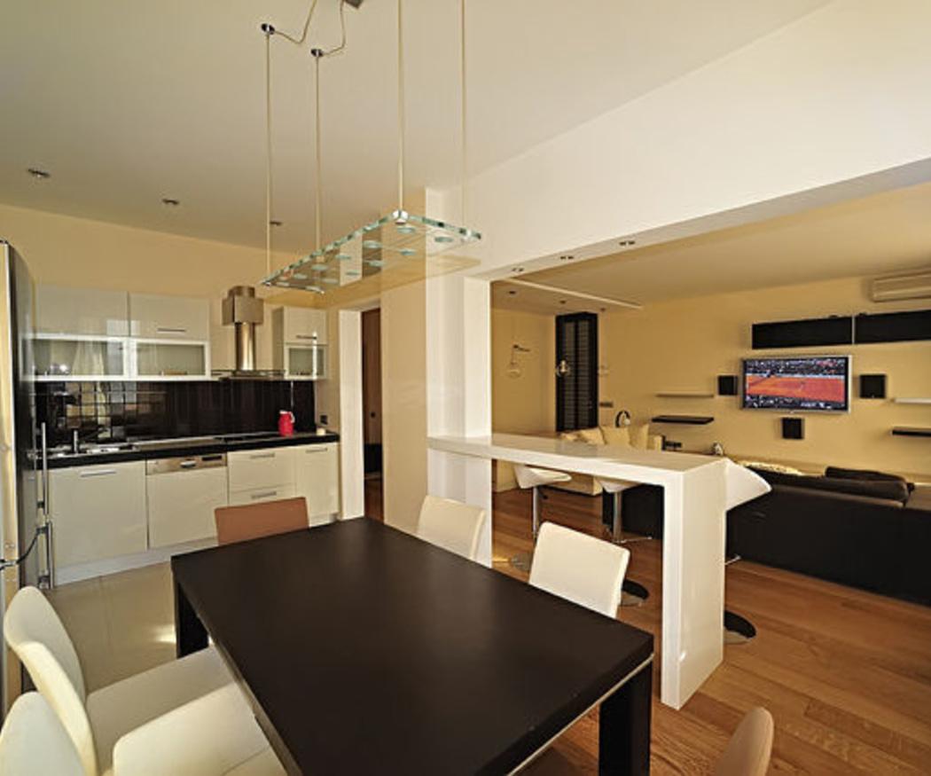 Cómo decorar un salón minimalista