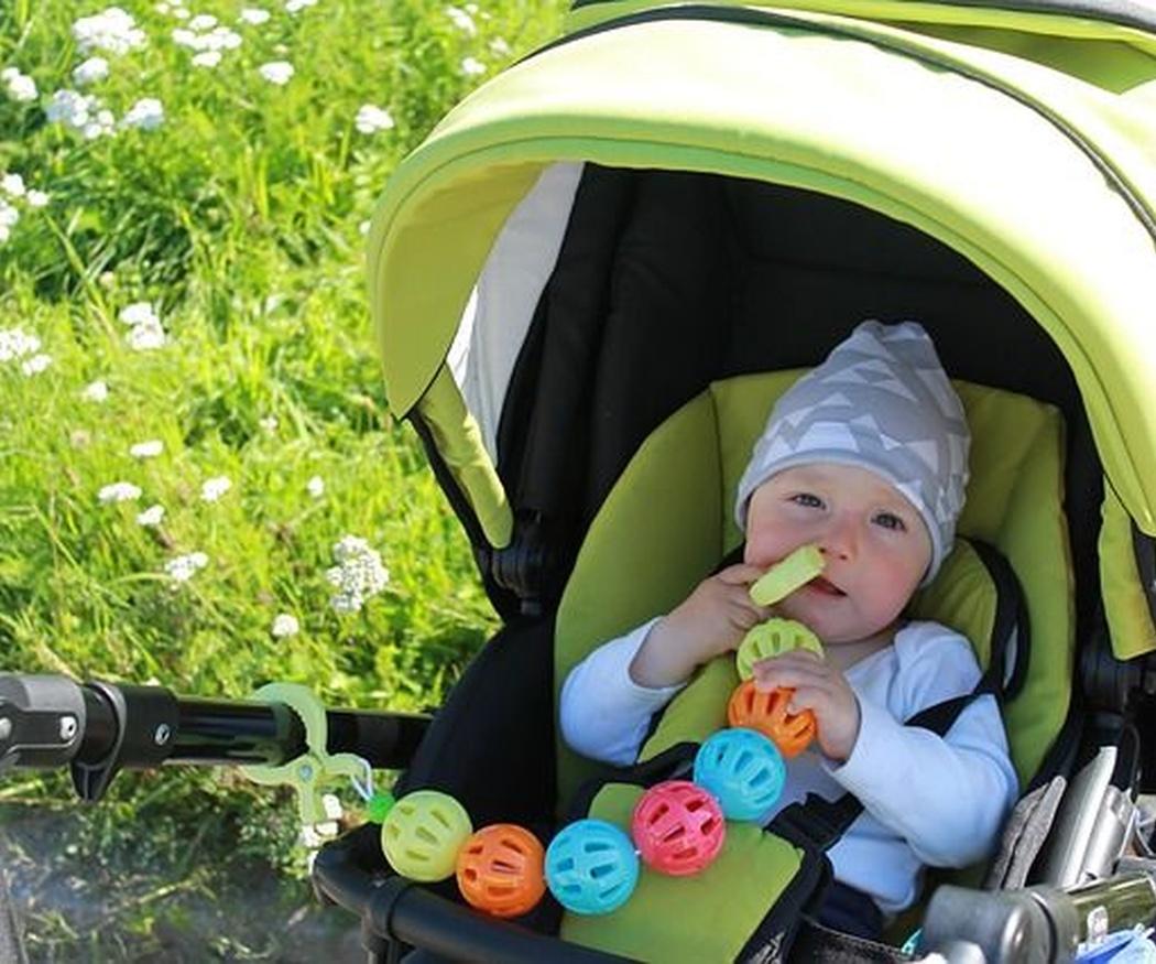 Consejos para mantener como nuevo el carrito de tu bebé