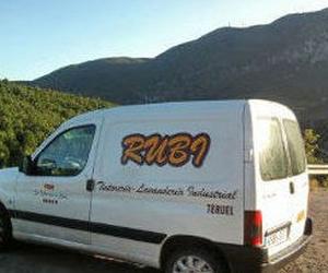 Galería de Tintorería y lavandería industrial en Teruel | Tintorería Lavandería RUBI