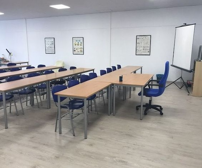 Centro formación profesional