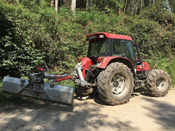 Conservación y mantenimiento de espacios naturales: Servicios de Cofoso