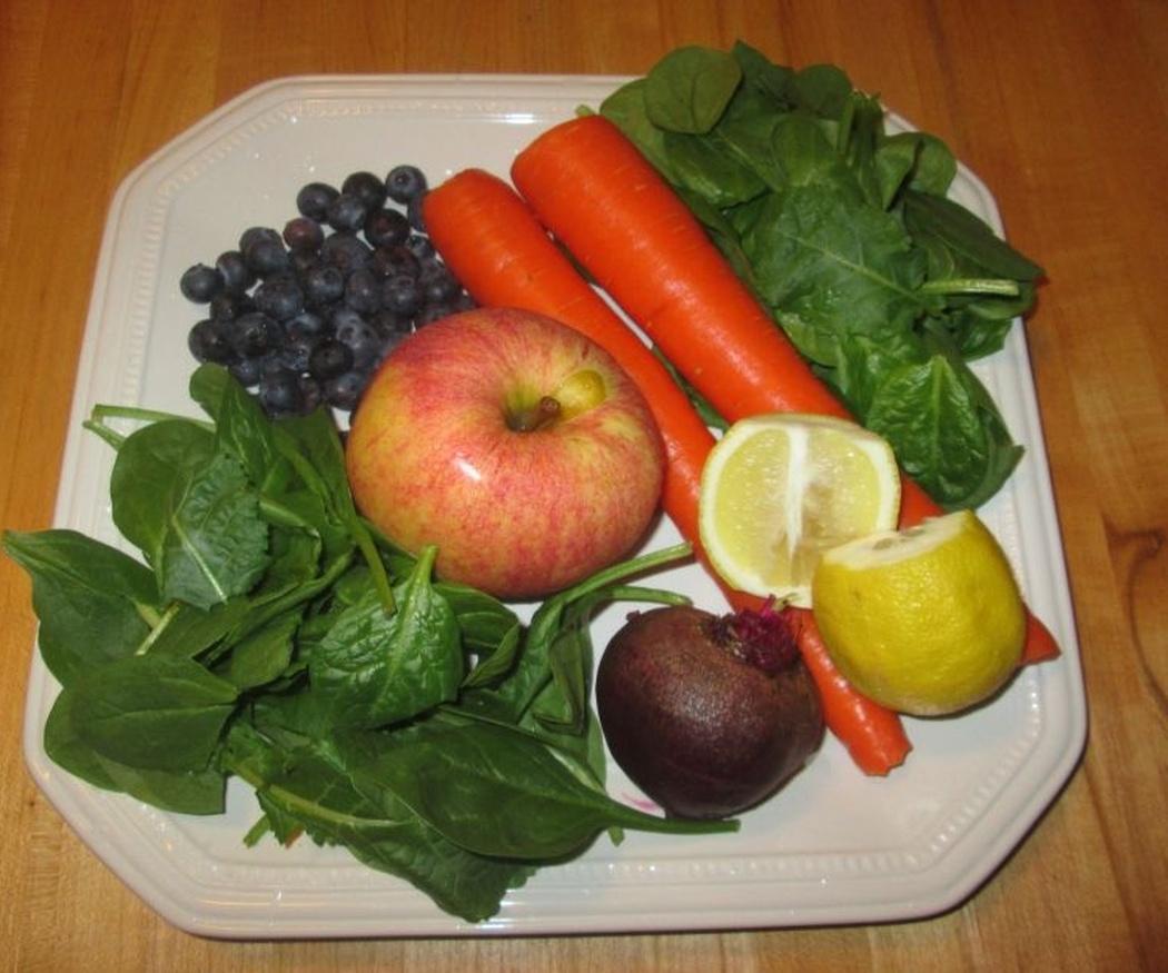 La conservación de verduras y frutas