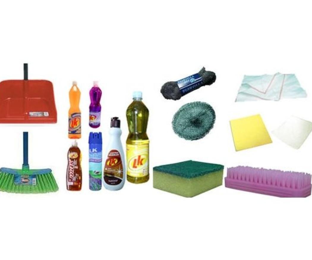 Cómo evitar la contaminación de los productos de limpieza