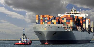 Soluciones transporte marítimo
