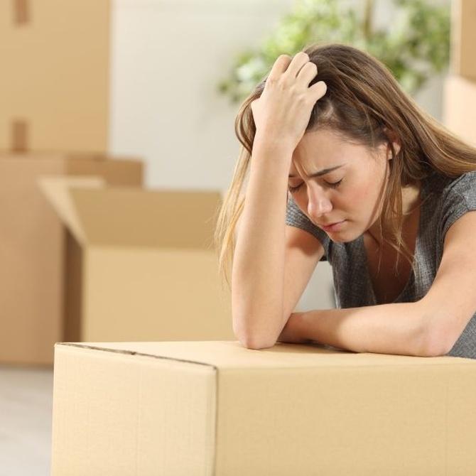 Síntomas de un trastorno de ansiedad