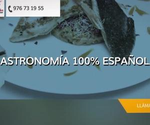 Restaurante asador en Zaragoza: Asador La Garnacha