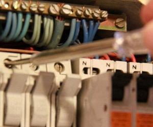 Servicio de instalaciones eléctricas