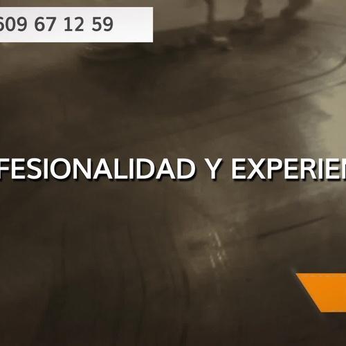 Pulir suelo de mármol en Valencia: Pulidos y Vitrificados Hermanos Pérez