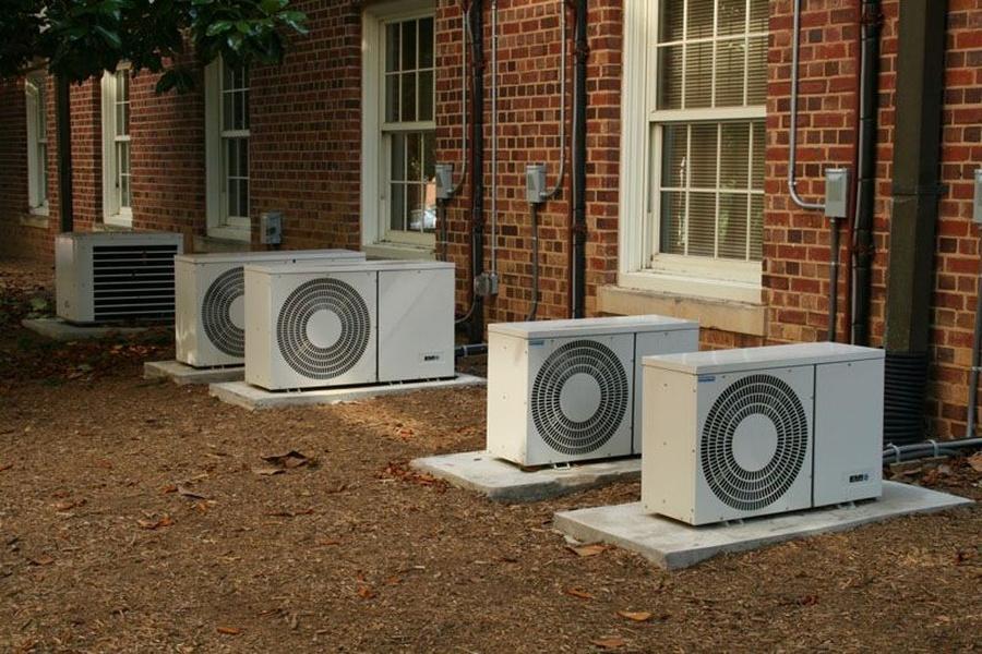 Cómo utilizar el aire acondicionado en otoño
