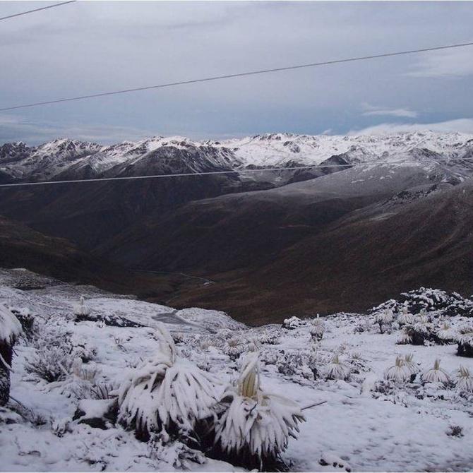 A Sierra Nevada en autocar