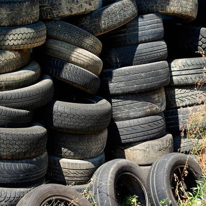 Residuos que no se gestionan en los puntos limpios