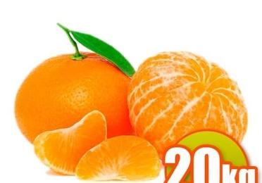 Mandarinas 20 kg