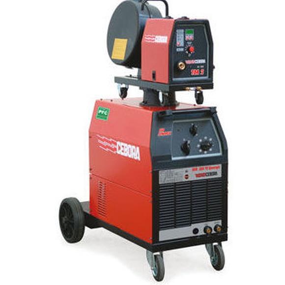 Máquinas MIG/MAG: Productos de Solnor