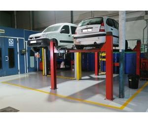 Mantenimiento de tu vehículo en nuestro taller