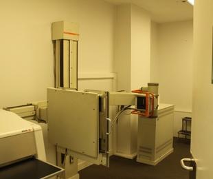 Diagnóstico por imagen: Radiología digital, ecografía