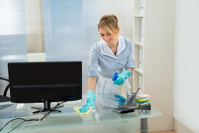 Limpieza de oficinas y comercios: Servicios de Limpiezas San Martín