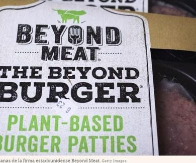 El auge del veganismo se extiende a los mercados bursátiles