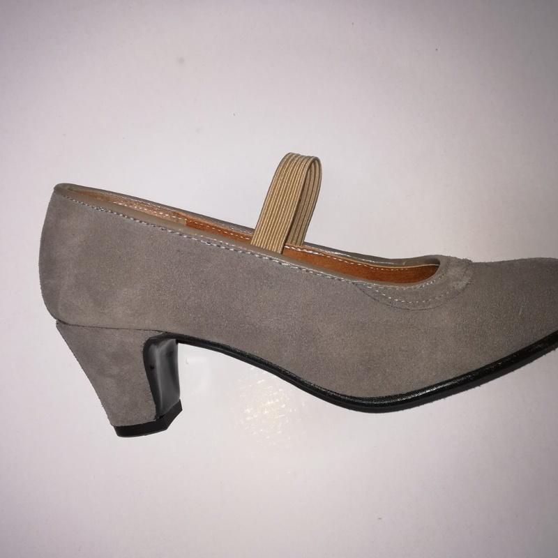 Zapato piel ante Modelo 50: Productos de Calzados Malaca