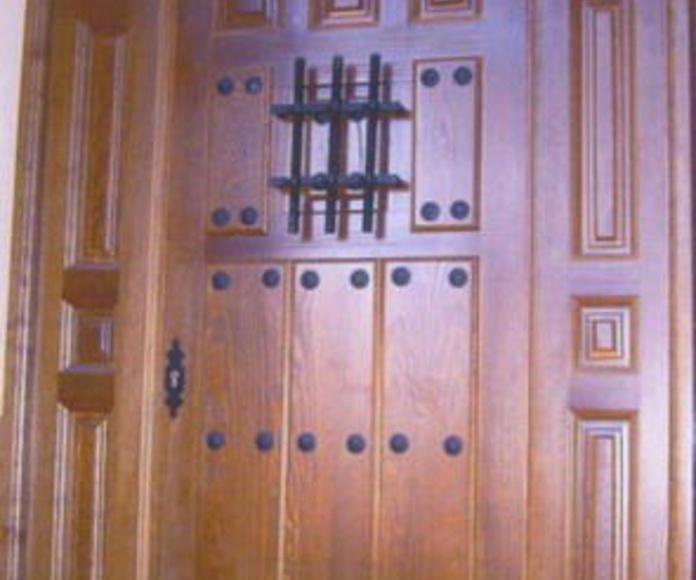 Puerta castellana MT 31