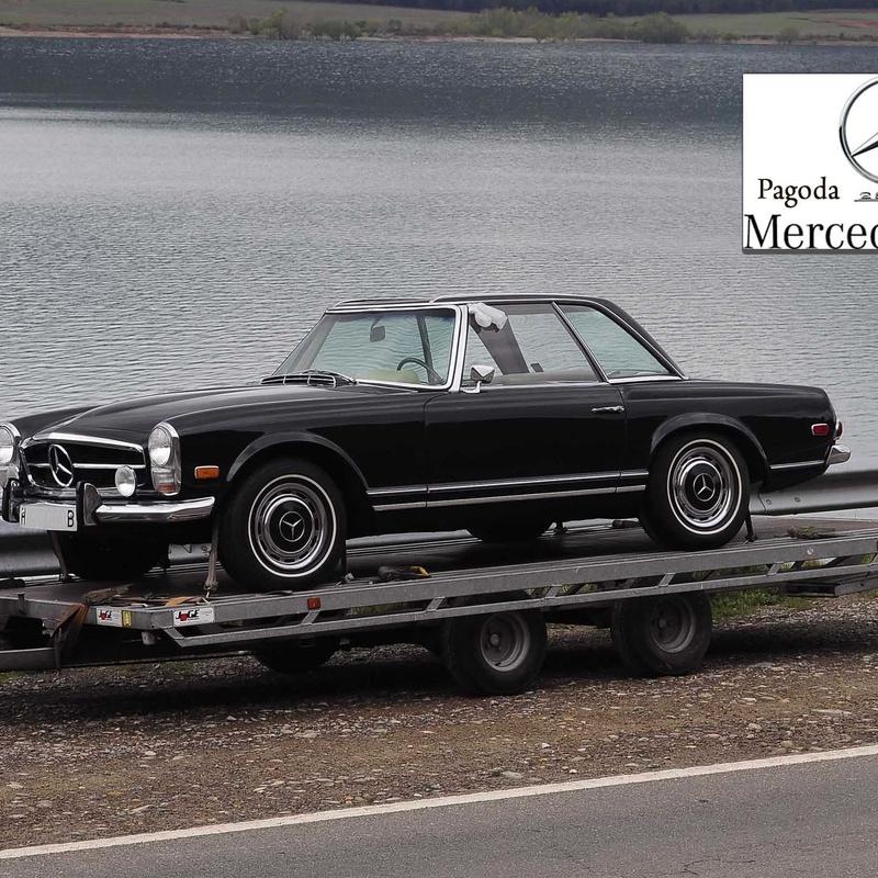 Mercedes-Benz PAgoda  -1.969-