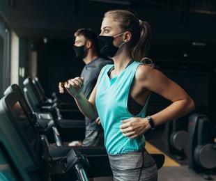 Con la alerta sanitaria, mejora tu salud acudiendo al gimnasio