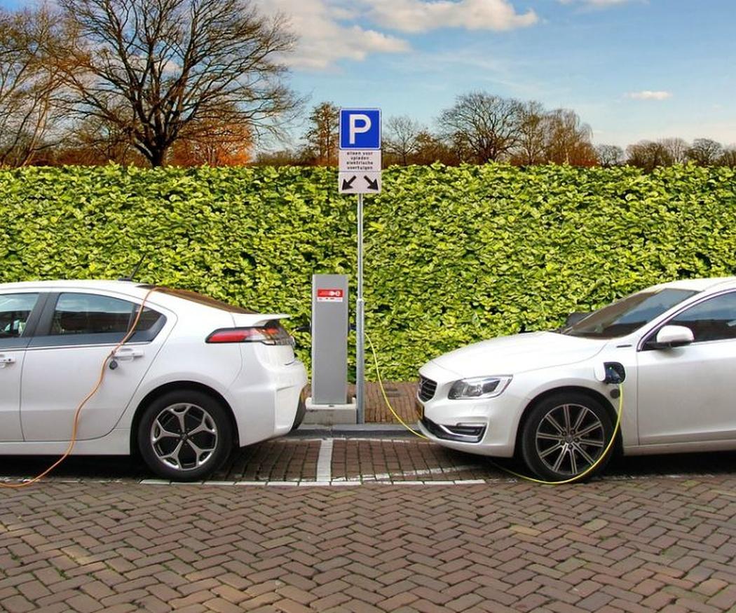 La carga del coche eléctrico
