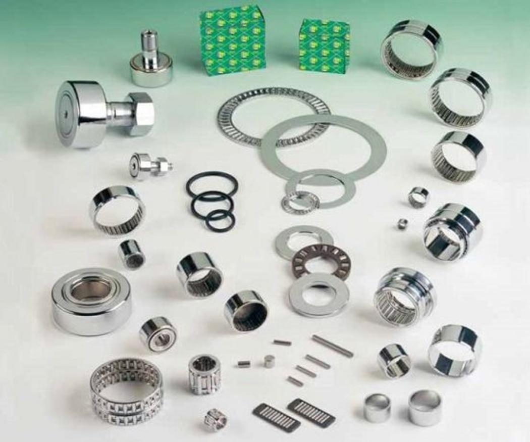 ¿Qué es un rodamiento? ¿Cuáles son sus componentes?