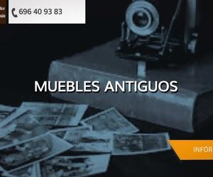 Compraventa de antigüedades en Palma de Mallorca | Antigüedades Saint Germain