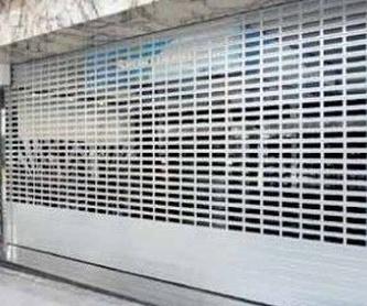 Puertas automáticas correderas de cristal: Servicios de John APM