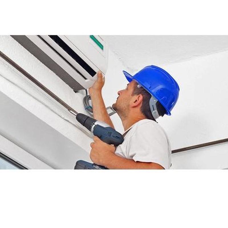 Climatización: Servicios de Moliner Instalaciones Obras Y Servicios