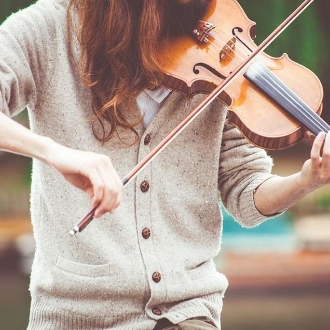 Beneficios de tocar instrumentos