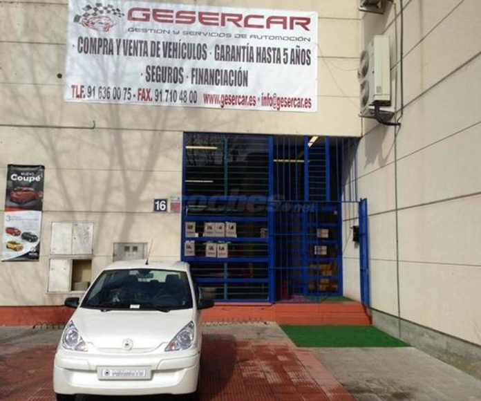 Aixam Minauto Eco, 5CV, 2P: Servicios de Gesercar