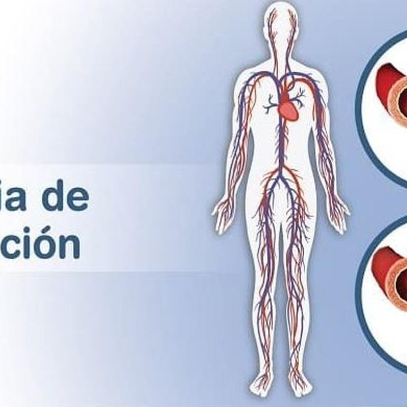 Quelatoterapia o sueros metabólicos: Servicios y Tratamientos de Neodermal Malaga