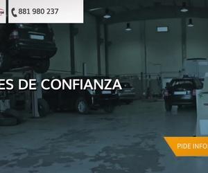 Talleres de automóviles en Bergondo | Bergondo Motor