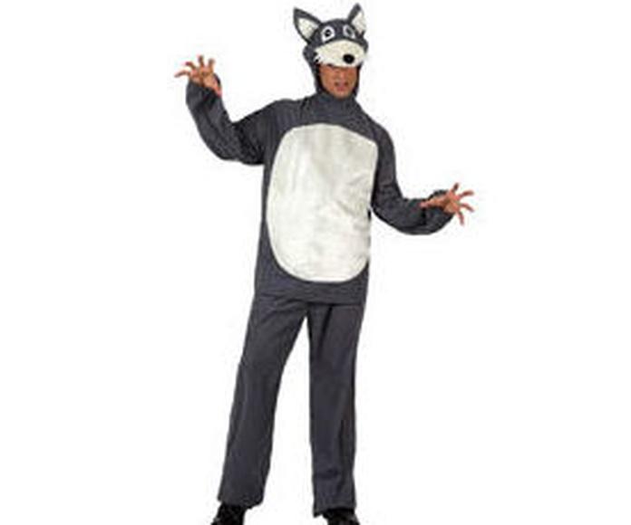 Disfraz lobo adulto