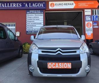RENAULT KANGOO 1.5DCI 75CV: Vehículos de ocasión de OCASIÓN A LAGOA