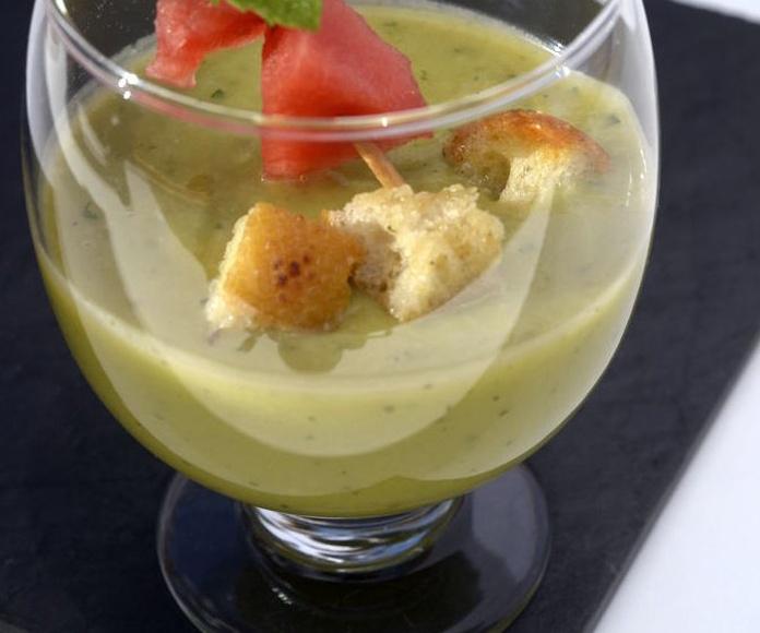Vegetarianos : Nuestros platos  de Tasca Catalina
