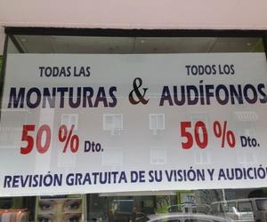Multitud de promociones en nuestra óptica en Carabanchel