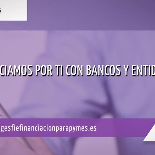 Financieras en    Gestión Financiera de Empresas