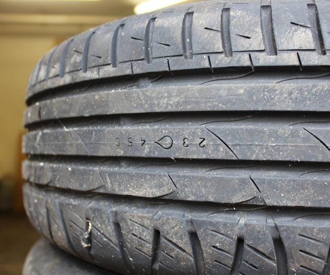 Qué información nos aportan los números de los neumáticos
