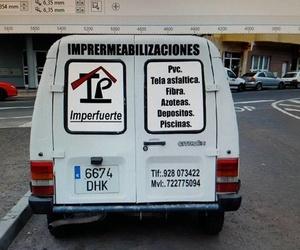 Galería de Impermeabilización en  | Gran Canaria - Fuerteventura - Lanzarote