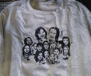 Camisetas personalizadas, ropa trabajo