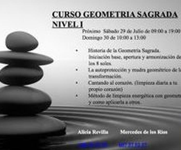 Curso de geometría sagrada: Nivel I
