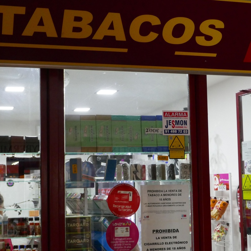 Estanco: Tiendas de Zoco Villalba
